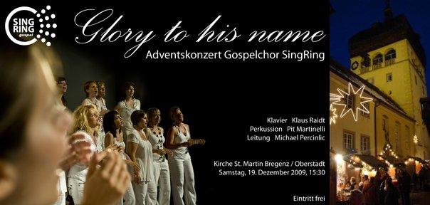 2009_Adventskonzert_Bregenz_Plakat